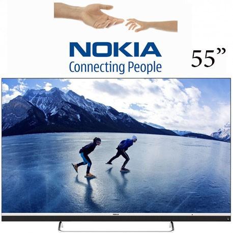 تلویزیون نوکیا 55 اینچ مدل اسمارت 55CAUHDN