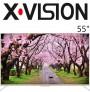 تلویزیون ایکس ویژن سایز 55 اینچ مدل XTU815