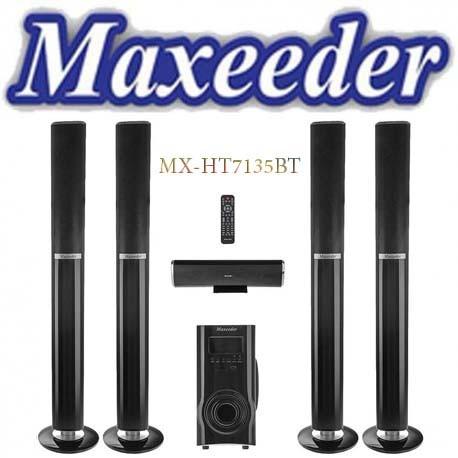 سینمای خانگی مکسیدر مدل MX-HT7135BT