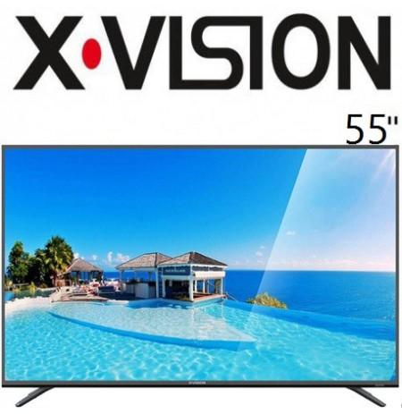 تلویزیون ایکس ویژن 55 اینچ مدل 55xtu625