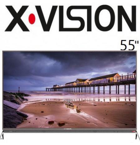 تلویزیون ایکس ویژن مدل55XKU635