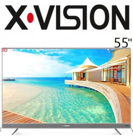 تلویزیون ایکس ویژن مدل55XTU725