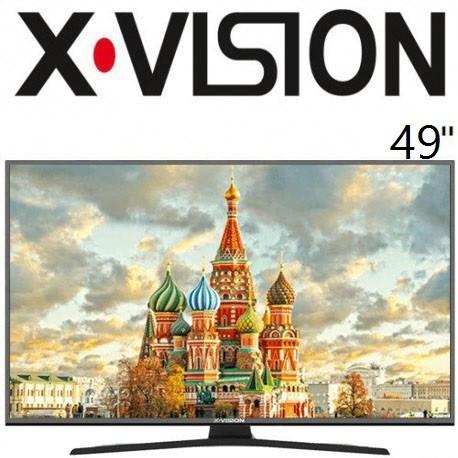 تلویزیون ایکس ویژن 49 اینچ مدل 49xku615