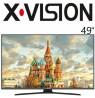 تلویزیون ایکس ویژن 49 اینچ مدل 49xtu615