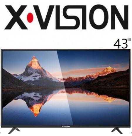 تلویزیون ایکس ویژن 43 اینچ مدل 43xk565
