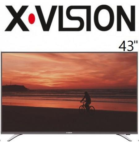 تلویزیون ایکس ویژن 43 اینچ مدل 43xt515