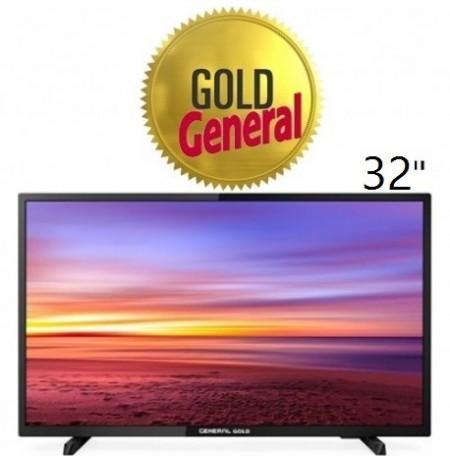 تلویزیون جنرال گلد سایز 32 اینچ مدل 32
