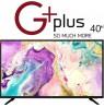 تلویزیون جی پلاس 40 اینچ مدل 512
