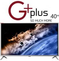 تلویزیون جی پلاس سایز 40 اینچ GTV-40JH412S