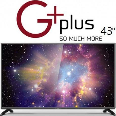 تلویزیون جی پلاس مدل 412 سایز 43 اینچ