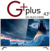 تلویزیون جی پلاس سایز 43 اینچ مدل 512