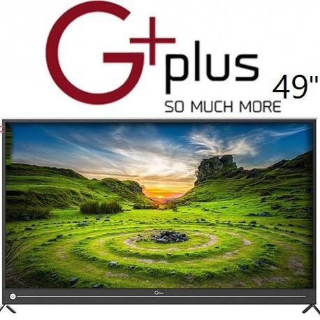 تلویزیون جی پلاس 49 اینچ مدل 812