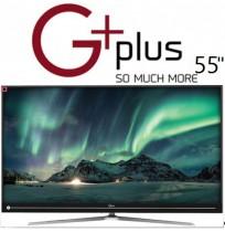 تلویزیون جی پلاس مدل 811 سایز 55 اینچ
