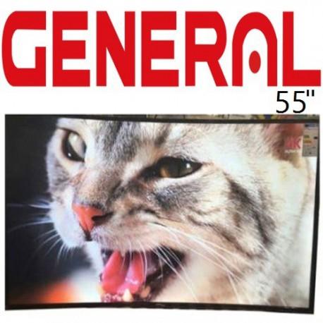 تلویزیون جنرال 55 اینچ مدل 55000