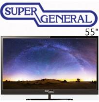 تلویزیون جنرال سوپر مدل SGLED55VST2 سایز 55 اینچ