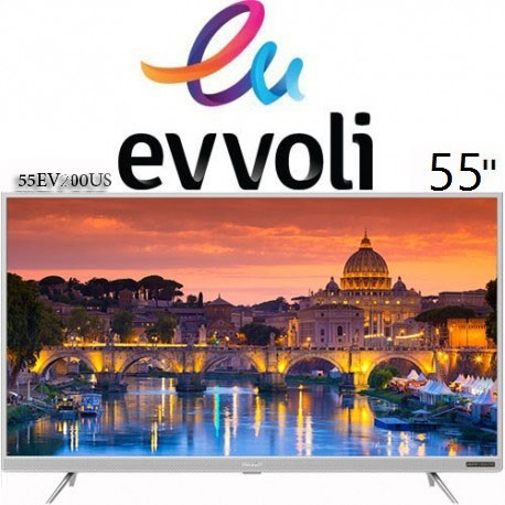 تلویزیون ایوولی 55 اینچ مدل 55EV200US