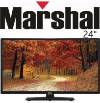 تلویزیون مارشال مدل 2412 سایز 24 اینچ