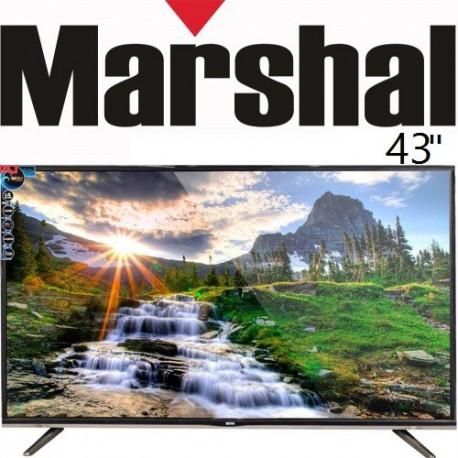 تلویزیون مارشال مدل 4316 سایز 43 اینچ