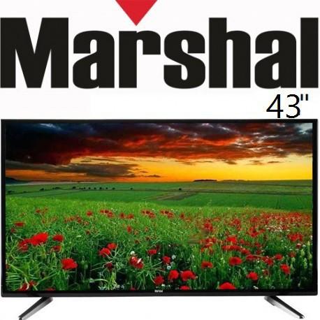 تلویزیون مارشال سایز 43 اینچ مدل 4311