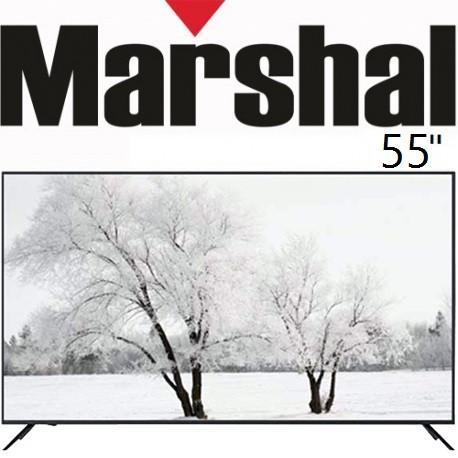 تلویزیون ال ای دی مارشال سایز 55 اینچ مدل 5538