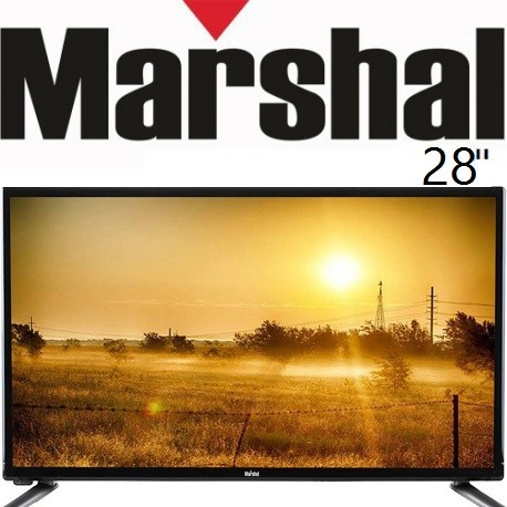 تلویزیون مارشال 28 اینچ مدل 2802