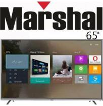 تلویزیون مارشال اندروید مدل 6506 سایز 65 اینچ