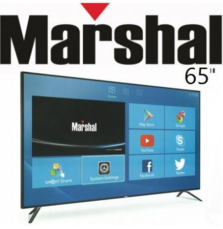 تلویزیون ال ای دی مارشال مدل 6505 سایز 65 اینچ
