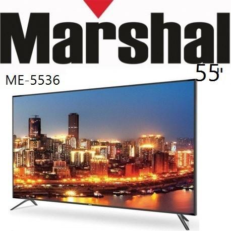 تلویزیون مارشال مدل 5536 سایز 55 اینچ