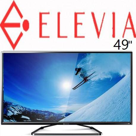 تلویزیون الیویا 49 اینچ مدل 49SLE860A