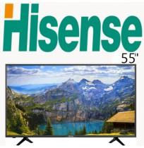 تلویزیون هایسنس سایز 55 اینچ مدل 55N3000