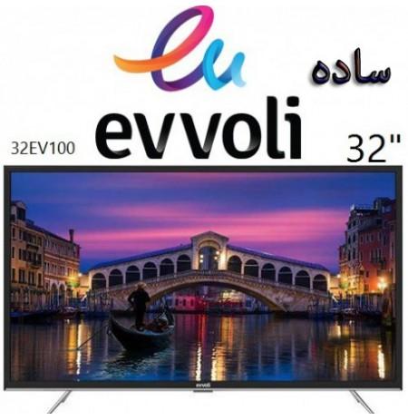تلویزیون ایوولی مدل 32EV100 سایز 32 اینچ