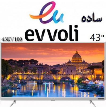 تلویزیون ایوولی 43 اینچ مدل 43EV100