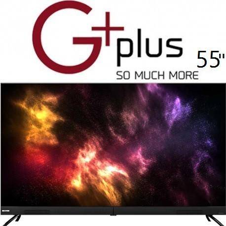 تلویزیون جی پلاس سایز 55 اینچ مدل GTV-55JU922N