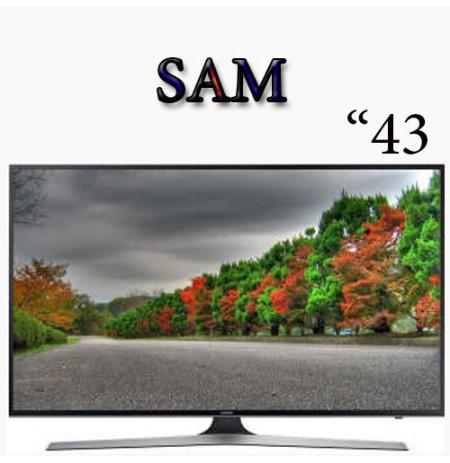 تلویزیون سام 43 اینچ مدل 1270