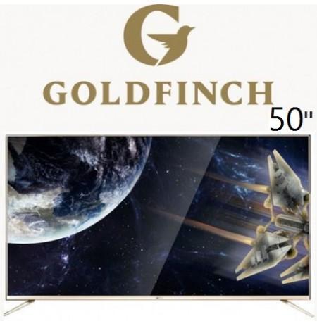 تلویزیون گلد فینچ 50 اینچ 520