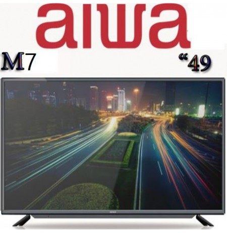 تلویزیون آیوا سایز 49 اینچ هوشمند مدل 49