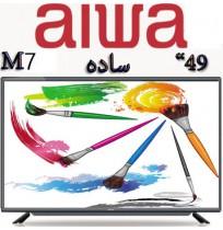 تلویزیون آیوا سایز 49 اینچ ساده مدل 700