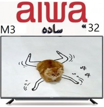 تلویزیون آیوا 32 اینچ مدل DT300 ساده