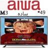 تلویزیون ایوا سایز 49 اینچ مدل 300 ساده
