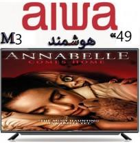 تلویزیون آیوا سایز 49 اینچ مدل 300 هوشمند