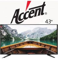 تلویزیون اکسنت 43 اینچ مدل ACT4319