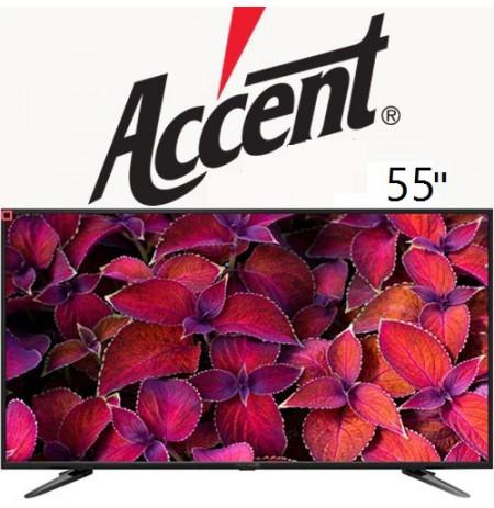 تلویزیون اکسنت 55 اینج مدل ACT5519