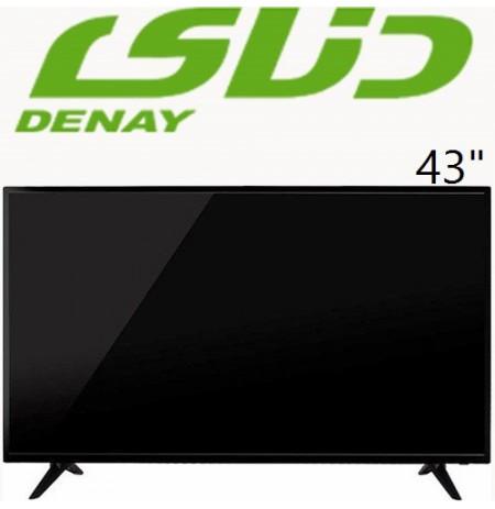تلویزیون دنای سایز 43 اینچ مدل K-43D1PL