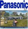 تلویزیون پاناسونیک سایز 32 اینچ دو گیرنده