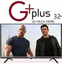 تلویزیون جی پلاس 32 اینچ مدل JD512N