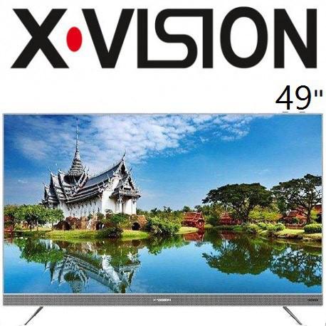 تلویزیون ایکس ویژن 49 اینچ مدل 735