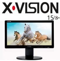 مانیتور ایکس ویژن مدل XL1610S سایز 15٫8