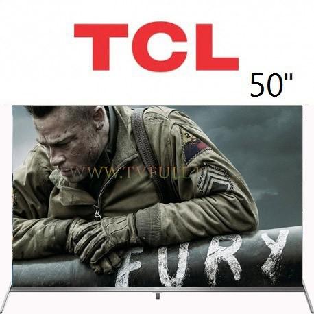 تلویزیون تی سی ال مدل 50P8S سایز 50 اینچ