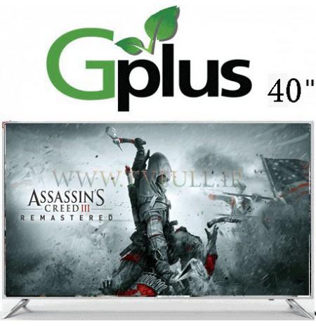تلویزیون ال ای دی 40 اینچ جی پلاس