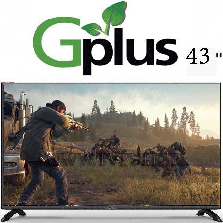 تلویزیون ال ای دی 43 جی پلاس